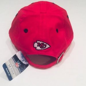 0c3892fd6277e Reebok Accessories - Kansas City Chiefs dad style hat by Reebok.